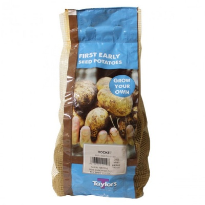 Taylors Bulbs Rocket Seed Potatoes 2kg Net