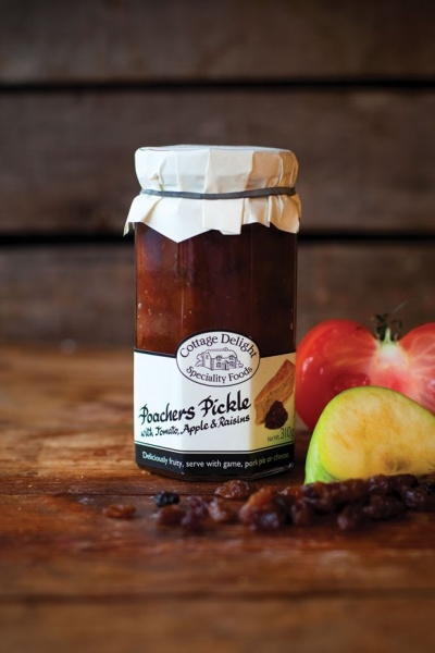 Cottage Delight Poacher's Pickle 310g