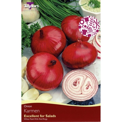 Taylors Karmen Onion Sets Pack of 50