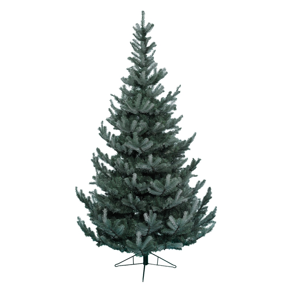 Kaemingk Silver Forest Spruce 5ft (1.5m) Artificial Christmas Tree ...