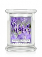 Kringle Candle Medium 2-Wick Classic Jar 'French Lavender' 14.5oz