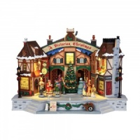 Lemax 'A Christmas Carol Play'  Table Piece (45734)