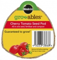 Miracle-Gro Gro-ables Cherry Tomato Seed Pod