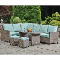Supremo Chatsworth Corner Modular Dining Suite