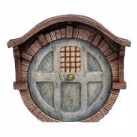 Miniature World® Brick Burrow Fairy Door (MW06-006)