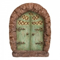 Miniature World® Green Arbor Fairy Door (MW06-003)