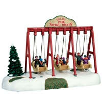 Lemax Swing Boats - Table Accent (64063)