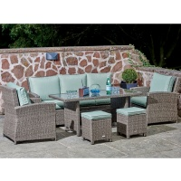 Supremo Chatsworth Lounge Dining Set