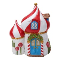 Miniature World® Candy Elf House (MW91-002)