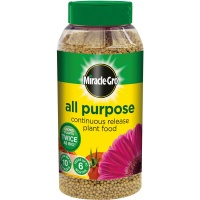 Miracle-Gro® All Purpose Slow Release Plant Food Pellets 1kg Tub