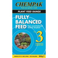 Chempak® No 3 Fully Balanced Feed 800g Carton