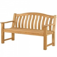 Alexander Rose Turnberry 5ft Roble Bench