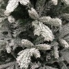 Kaemingk Everlands Frosted Vermont Spruce 7ft (2.1m) Christmas Tree (689542)