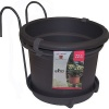 Elho Green Basics Balcony Potholder All-In-One Living Black