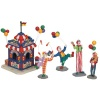 Lemax Carnival Ticket Booth - Table Accent Set of 5 (63563)