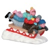 Lemax Sledding With Dad - Figurine (52329)