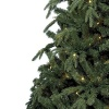 Kaemingk Everlands Victoria Pine Pre-Lit 7ft (2.1m) Christmas Tree (699342)