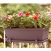 Elho Barcelona Trough Planter 50cm - Taupe