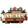 Lemax Santa's Cable Car Accessory - Set (54960)