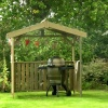 Zest 4 Leisure Ashton BBQ Shelter