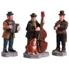 Lemax Streetside Trio - Figurines - Set of 3 (52035)
