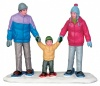 Lemax  Snowshoe Family - Figurines (52336)