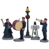 Lemax Christmas Band - Figurines - Set of 5 (62323)