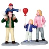 Lemax At The Carnival - Figurines - Set of 2 (02796)