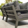 Norfolk Leisure LIFE Timber Corner Lava Aluminium/Carbon Grey