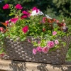 Gardman Multi-Placement Mountain Grass Planter 24'' 60cm