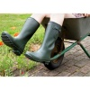 Bosworth Wellington Boots Green - Size 8 (Adult)