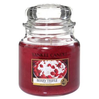 Yankee Candle ® Classic Medium Jar 14.5oz - Berry Trifle