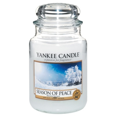 Yankee Candle ® Classic Medium Jar 14.5oz - Season Of Peace