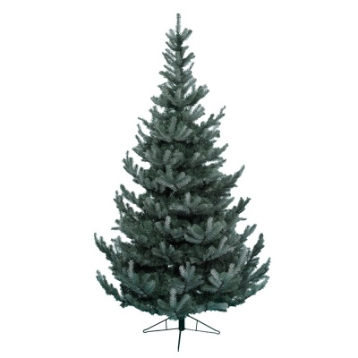 Kaemingk Everlands Silver Forest Spruce 7ft (2.1m) Christmas Tree (689312)