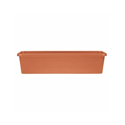 Stewart Terrace Trough Planter 40cm - Terracotta