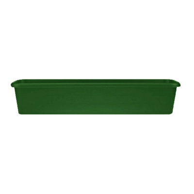 Stewart Terrace Trough Planter 80cm - Green