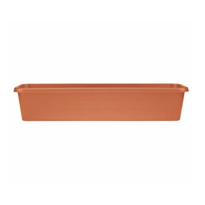 Stewart Terrace Trough Planter 80cm - Terracotta