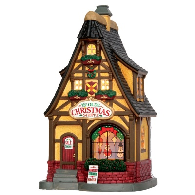 Lemax Ye Olde Christmas Shoppe - Lighted Building (55902)