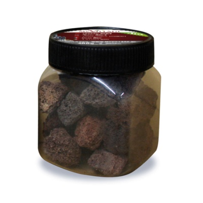 MyVillage™ Decorative Scatter Volcanic Stone Brown - 200g Tub (MYD21)