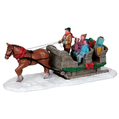 Lemax Sleigh Ride - Table Accent (13912)