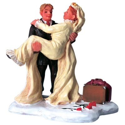 Lemax Just Married - Figurine (42911)