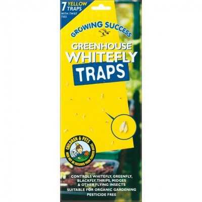Westland Growing Success Greenhouse Whitefly Traps Pack