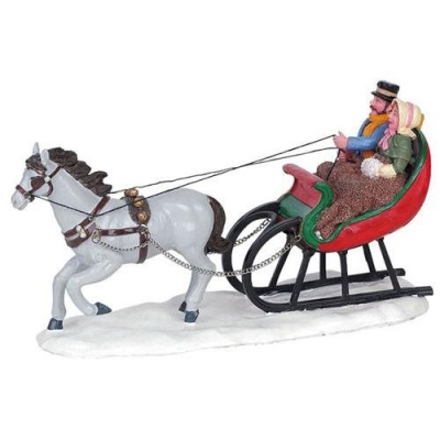 Lemax Sleigh Ride - Table Accent (63571)