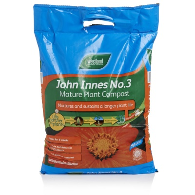 Westland John Innes No. Mature Plant Compost 10ltr Bag