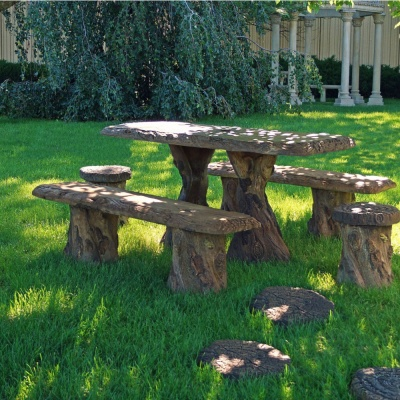 Henri Studio Woodlands Table Set