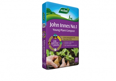 Westland John Innes No. 1 Young Plant Compost 30ltr Bag