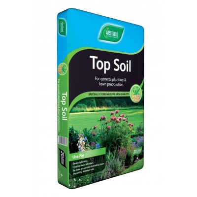 Westland Top Soil 20ltr Bag