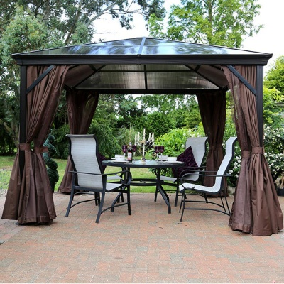 Norfolk Leisure Runcton Square Pavillion Gazebo 3m x 3m