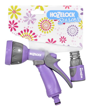 Hozelock Seasons Multi Spray - PURPLE - 2676