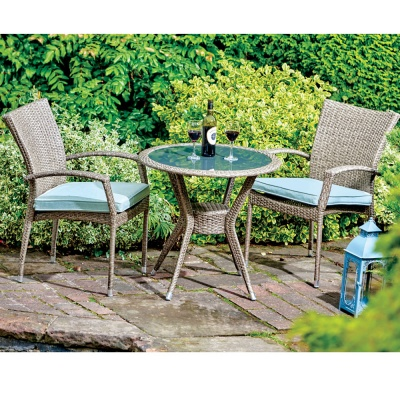 Supremo Chatsworth 2 Seat Bistro Set